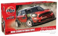 Airfix 03414 Mini Countryman WRC