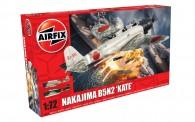 Airfix 04058 Nakajima B5N2 'Kate'