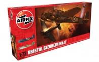 Airfix 04059 Bistol Blenheim MK1f