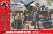 Airfix 04702 WWII RAF Ground Crew