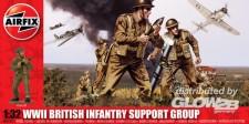 Airfix 04710 British Infantry Support Set