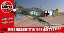 Airfix 05122A Messerschmitt Bf109E-Tropical