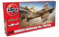 Airfix 05129 Hawker Hurricane Mk1 - Tropical