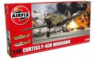 Airfix 05130 Curtiss P-40B