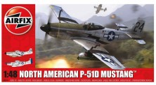 Airfix 05131 North American P-51-D Mustang