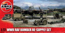Airfix 05330 Bomber Re-Supply Set
