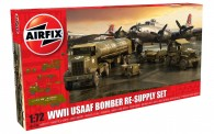 Airfix 06304 USAAF 8th Air Force Bomber Resupply Set