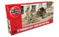 Airfix 06361 17 Pdr Anti-Tank Gun