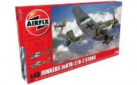 Airfix 07115 Junkers JU87B-2/R-2