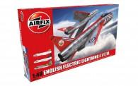 Airfix 09179 English Electric Lightning F1/F1A/F2/F3