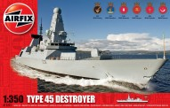 Airfix 12203 Type 45 Destroyer