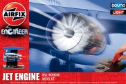 Airfix 20005 Flugzeugturbine -  Real Working