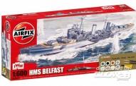 Airfix 50069 Leichter Kreuzer HMS Belfast