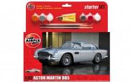 Airfix 50089A Aston Martin DB5 - silber