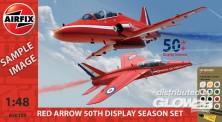 Airfix 50159 Red Arrows 50th Season Gift Set