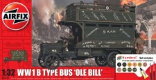 Airfix 50163 WWI Old Bill Bus