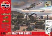 Airfix 50172 Battle of Britain - Ready for Battle