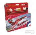 Airfix 55105 RAF Red Arrows Gnat Starter Set