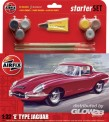 Airfix 55200 Jaguar E-Type Starter Set