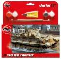 Airfix 55303 Tiger Ausf.B 'King Tiger' starterSET