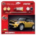 Airfix 55310 Starter Set MINI Cooper S