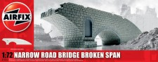 Airfix 75012 Narrow Road Bridge Broken Span
