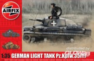 Airfix A1362 German Light Tank Pz.Kpfw.35 (t)