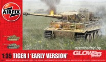 Airfix A1363 Tiger-1 Early Version