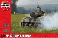 Airfix A1365 M4A3(76)W 'Battle of the Bulge'