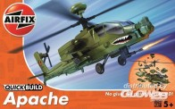 Airfix J6004 Apache - Quick-Build