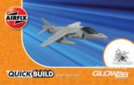 Airfix J6009 Harrier - Quick-Build