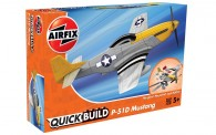 Airfix J6016 P-51D Mustang - Quick-Build