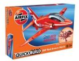 Airfix J6018 Red Arrows Hawk / Quick-Build