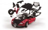 Airfix J6020 Bugatti Veyron / Quick-Build