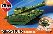Airfix J6022 Challenger Tank Quick-Build