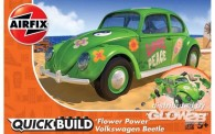 Airfix J6031 VW Käfer / Beetle Quick-Build
