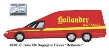 Makette 8066 Citroen XM Bagagere Tissier Hollander