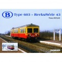 Nicolas Collection 74818 Type 603 - Reeks/Serie 43