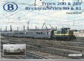 Nicolas Collection 74856 Type 260/1 - Reeksen/Series 80/81