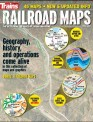 Kalmbach 18083 Railroad Maps