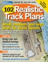 Kalmbach 19099 102 Realistic Track Plans