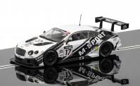 Scalextric 03595 Bentley Contin. GT3 #17 PCR HD M-Sport