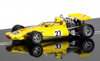 Scalextric 03698A Legends - McLaren M7c #27