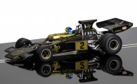 Scalextric 03703A Racing Legends -Team Lotus 72 Sw/Go