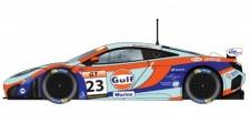 Scalextric 03715 McLaren 12C GT3 Gulf #23 2014