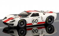 Scalextric 03727 Ford GT40 - LeMans 1966 #60