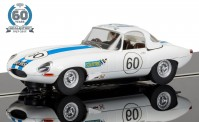 Scalextric 03826A Jaguar E Coupe - 60 J. Collec. No.6