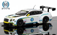 Scalextric 03831A Bentley Continental GT3 #10  60Jahre