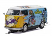 Scalextric 03933 VW Panel Van T1b DC Comics 1st HD