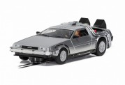 Scalextric 04117 DeLorean -Back to the Future HD